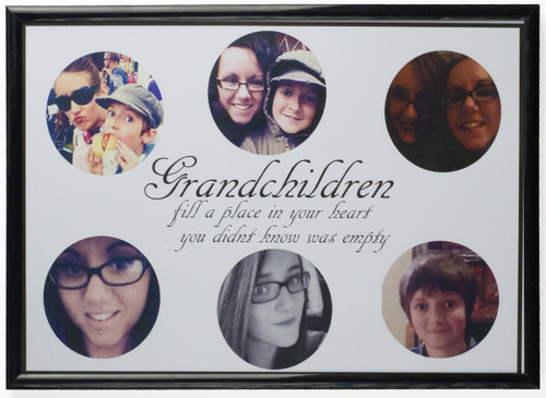 Personalised Grandparent Photo Print