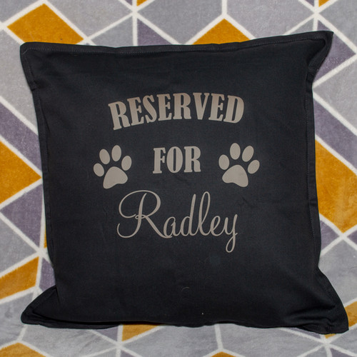Reserved for Pet Cushion Cover