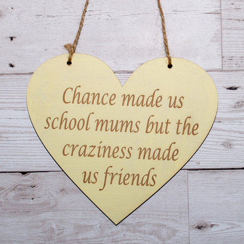 School mums Plaque