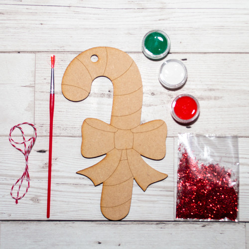 Candy Cane Craft Kit