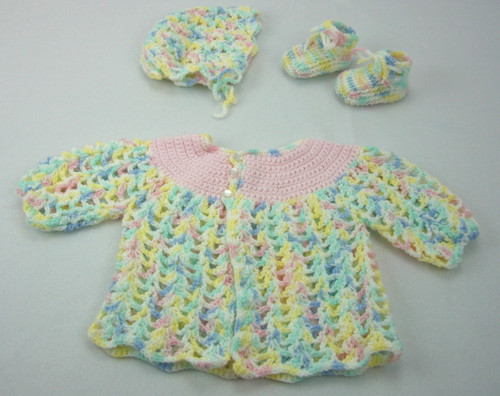 This cute set is available in several colors