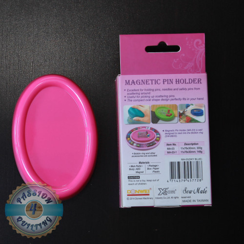 Sew mate magnetic pin holder in Pink