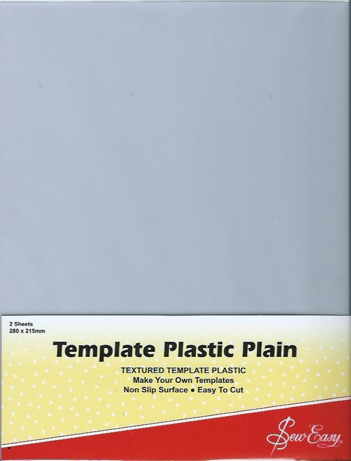 Template Plastic Plain
