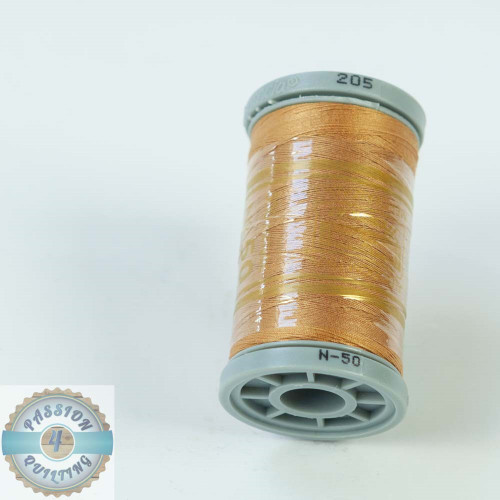 Presencia Cotton Quilting Thread 50wt 500m Colour 205 Light Brown