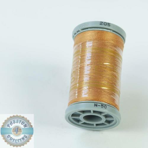 Presencia Cotton Quilting Thread 50wt 500m Colour 205 Light Brown