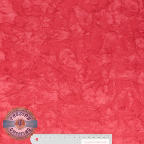Batik BC08 red by Jacqueline de Jonge per 25cm