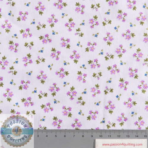 Alison's Ditzy Flowers Forget me not 1433 Per 25cm