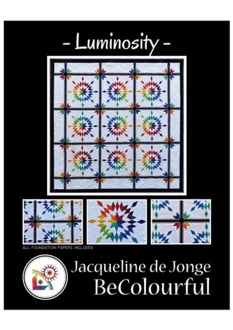 Luminosity, pattern designed by Jacqueline de Jonge