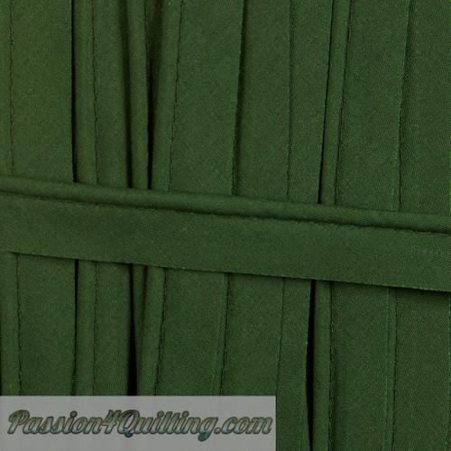 Piping Dark Green per Metre