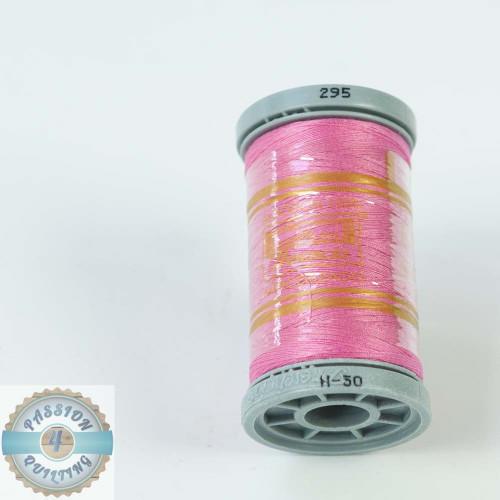 Presencia Cotton Quilting Thread 50wt 500m Colour 295 Bright Pink