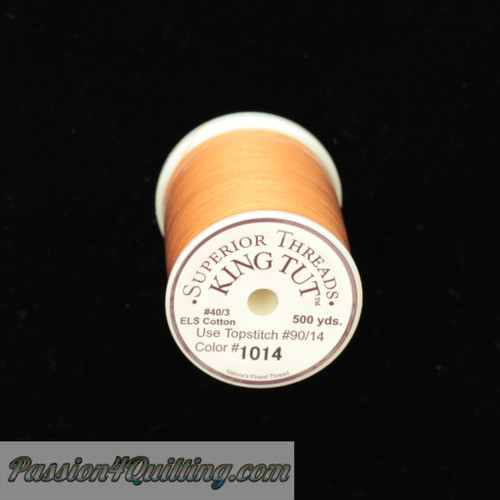 King Tut Quilting Thread 500yards Colour 1014