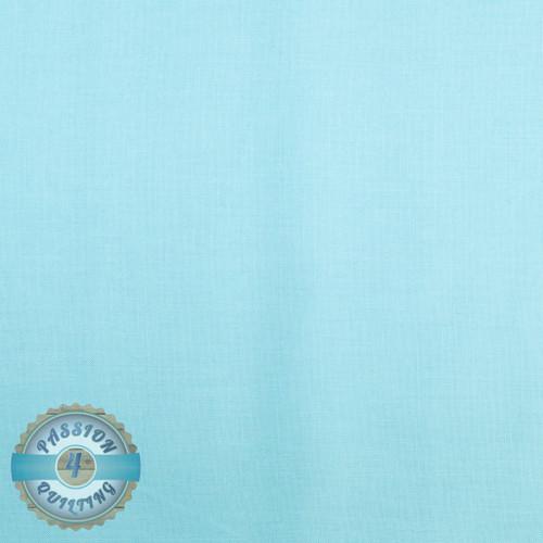 Turquoise plain homespun per 25cm