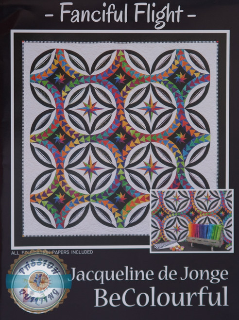 Fanciful Flight  by Jacqueline de Jonge BC1604
