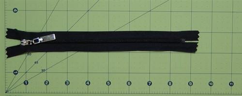 Handbag zipper Black 26cm