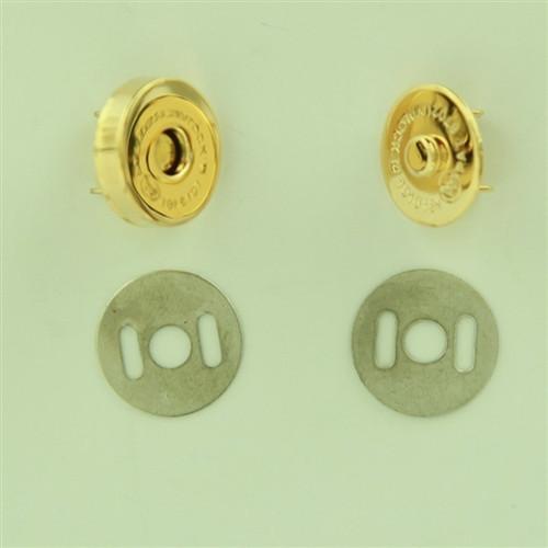 Stud Magnetic Gold 1cm