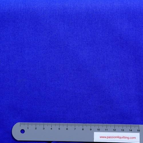 Just plain  royal blue per 25cm