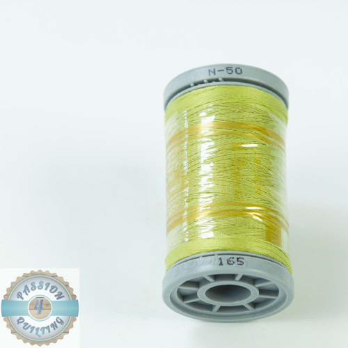 Presencia Cotton Quilting Thread 50wt 500m Colour 165 Mustard