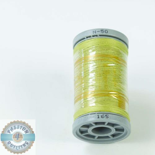 Presencia Cotton Quilting Thread 50wt 500m Colour 165 Mustard