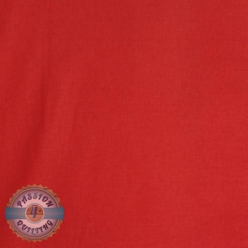 Rose & Hubble True Craft Cotton Hot tomato per 25cm