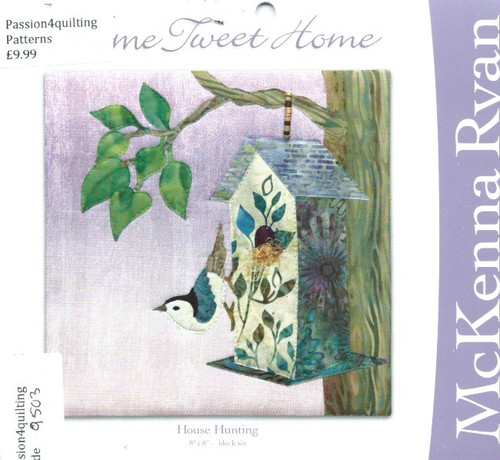 House Hunting  is from Home Tweet Home by McKenna Ryan