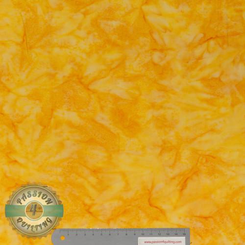Batik BC02 yellow by Jacqueline de Jonge per 25cm
