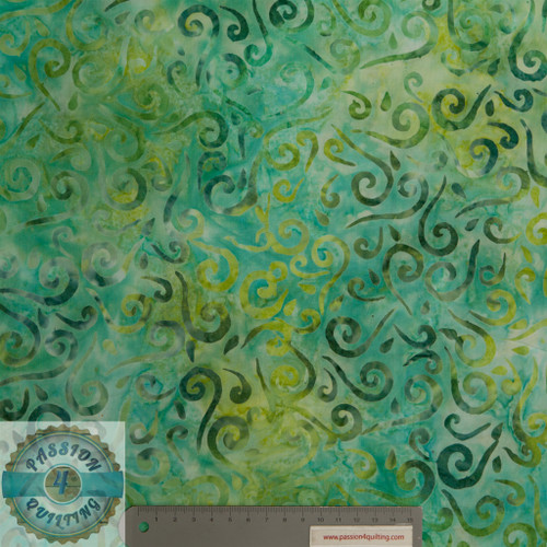 Batik 14028 designed by Jacqueline de Jonge per 25cm