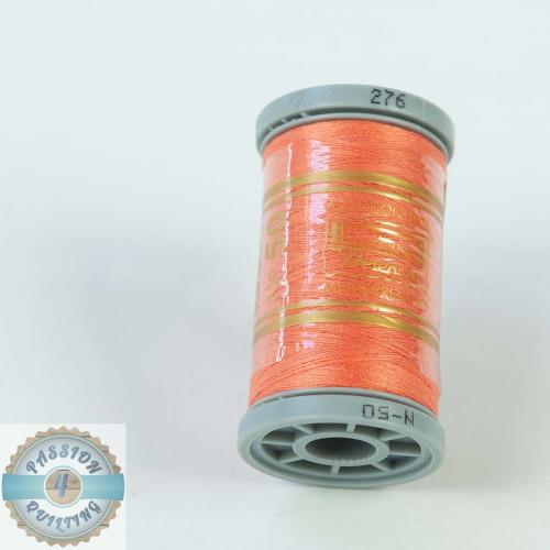 Presencia Cotton Quilting Thread 50wt 500m Colour 276 Flesh Pink