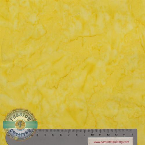 Batik yellow per 25cm