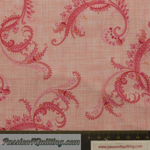 Botanica II Spring 7765 pink. fat quarter