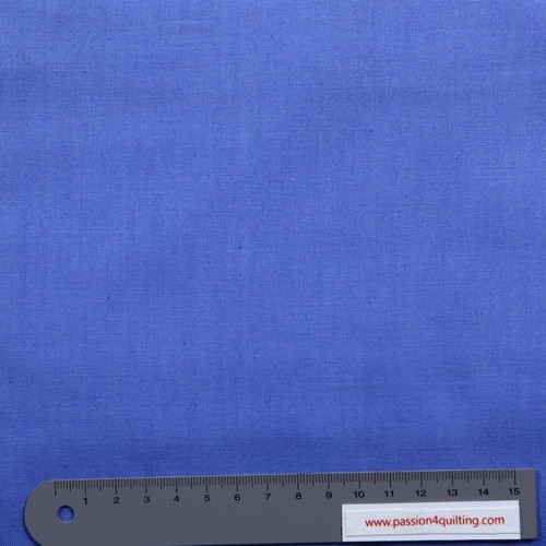 Just plain cornflower blue. per 25cm