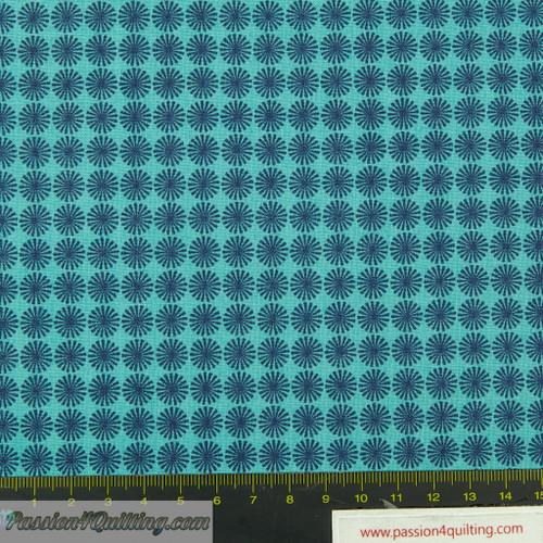 Wrap it up Turquoise blue per 25cm