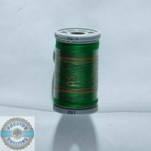 Presencia Cotton Quilting Thread 50wt 500m Colour 182 Green