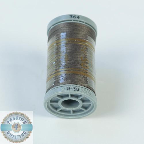 Presencia Cotton Quilting Thread 50wt 500m Colour 364 Dark Grey