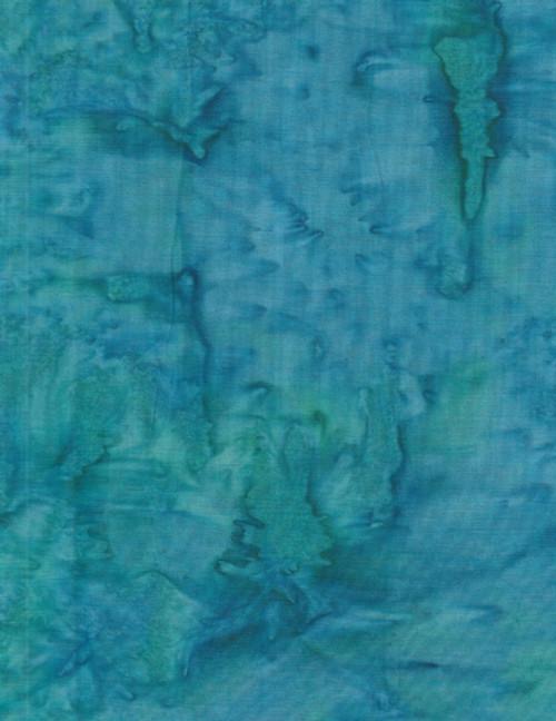 Batik BC20 blue by Jacqueline de Jonge per 25cm