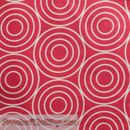 Swirly Circles Per 25cm