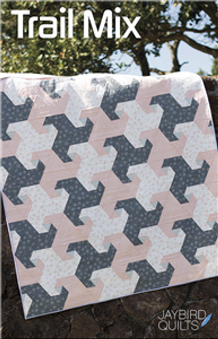 Trail Mix Quilt pattern by Jaybird Quilts
