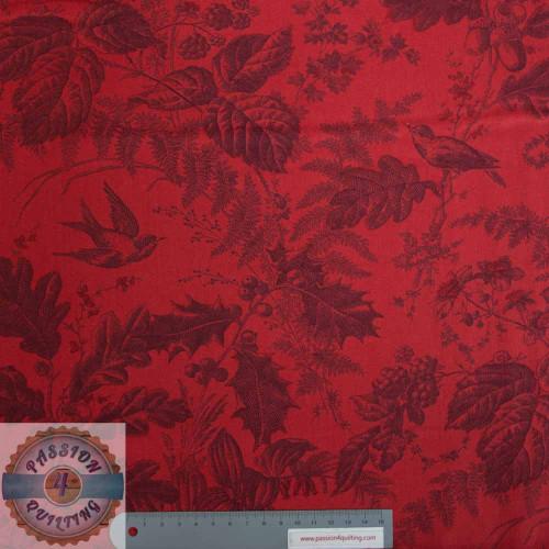Braveheart Toile Crimson per 25cm