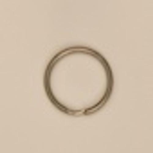 Silver key ring holder 30mm