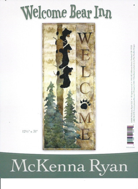 Welcome Bear Inn by McKenna Ryan