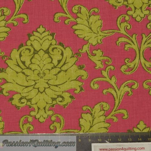 Bohemian Festival 2931 pink Fat quarter