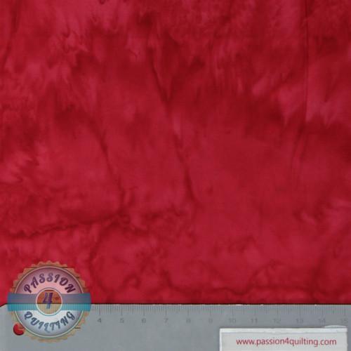Batik BC26 Red by Jacqueline de Jonge per 25cm