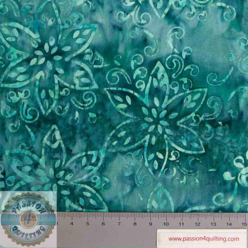 Batik 322-Q2 designed by Jacqueline de Jonge per 25cm