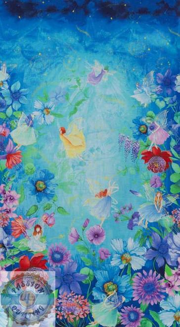 Fairy Aqua Panel