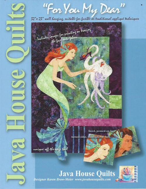 For you My Dear by Java House Quilts