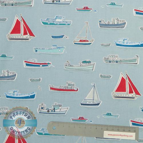 Marina boats per 25cm
