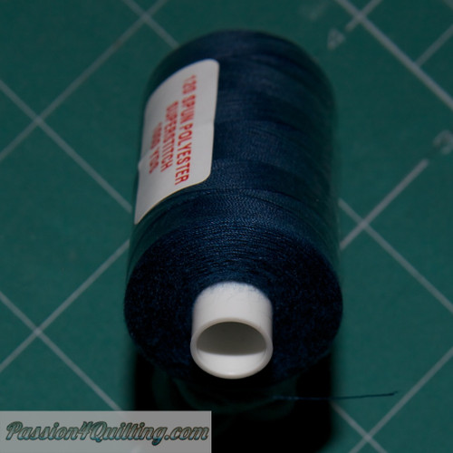 Light Navy Super stitch polyester thread