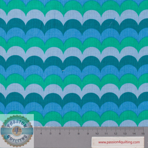 Little Noah Sea Waves per 25cm