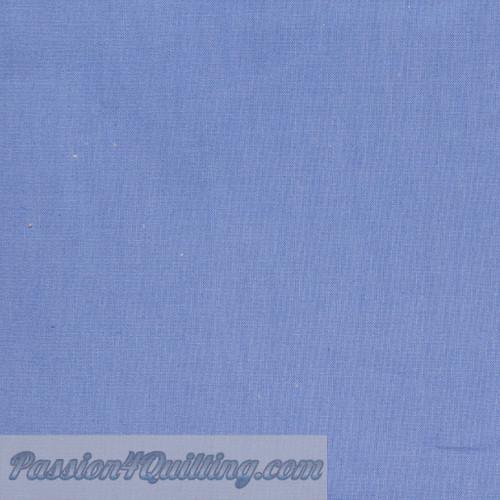 Plain medium blue Per 25cm