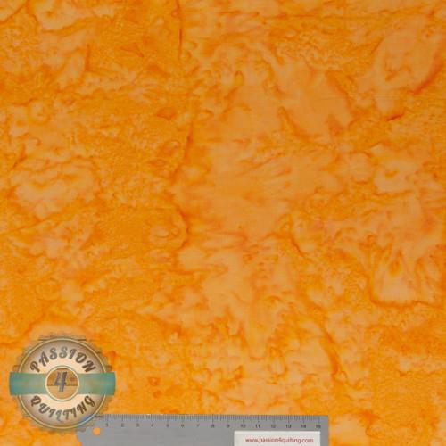 Batik BC03 orange by Jacqueline de Jonge per 25cm