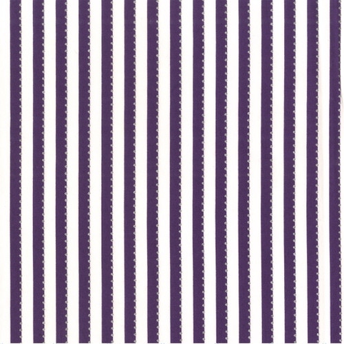 Anthology Purple Stripe BC28-10 designed by Jacqueline de Jonge per 25cm